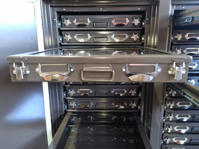 Insect Drawer and Cabinet